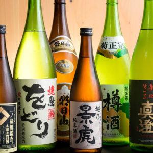 をどり 虎ノ門 霞ヶ関 飯野ビル店 日本酒